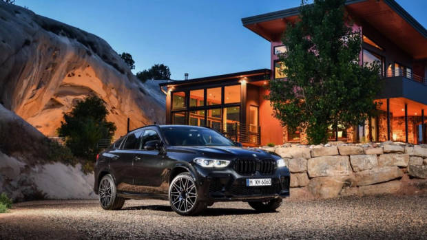 2020 BMW x5 M and x6 M - 6