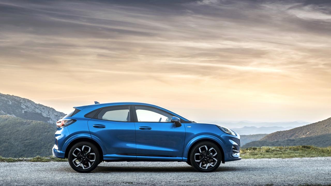 2020 Ford Puma - 5