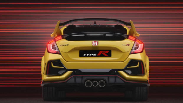 2020 Honda Civic Type R LE - 4