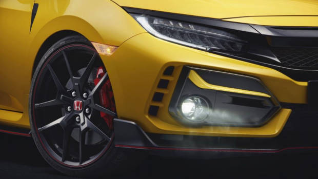 2020 Honda Civic Type R LE - 5