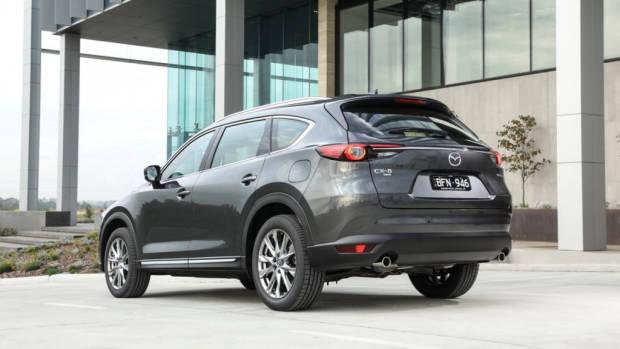2020 Mazda CX-8 - 5