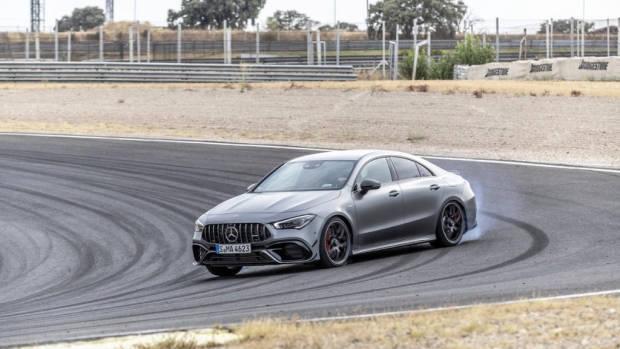 2020 Mercedes AMG 35 4matic - 5