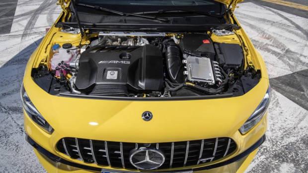 2020 Mercedes AMG 35 4matic - 6
