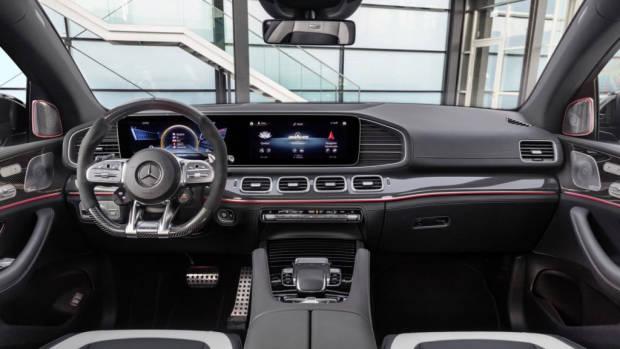 2020 Mercedes-AMG GLE 63 Coupe - 1