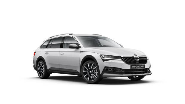 2020 Skoda Superb Scout – 3