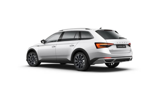 2020 Skoda Superb Scout – 4