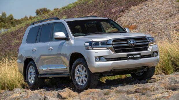 2020 Toyota Landcruiser horizon - 1