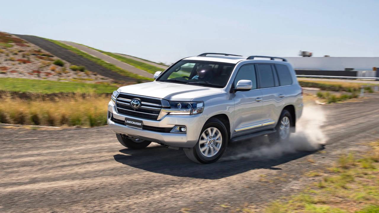 2020 Toyota Landcruiser horizon - 2