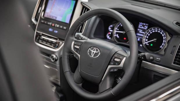 2020 Toyota Landcruiser horizon - 4