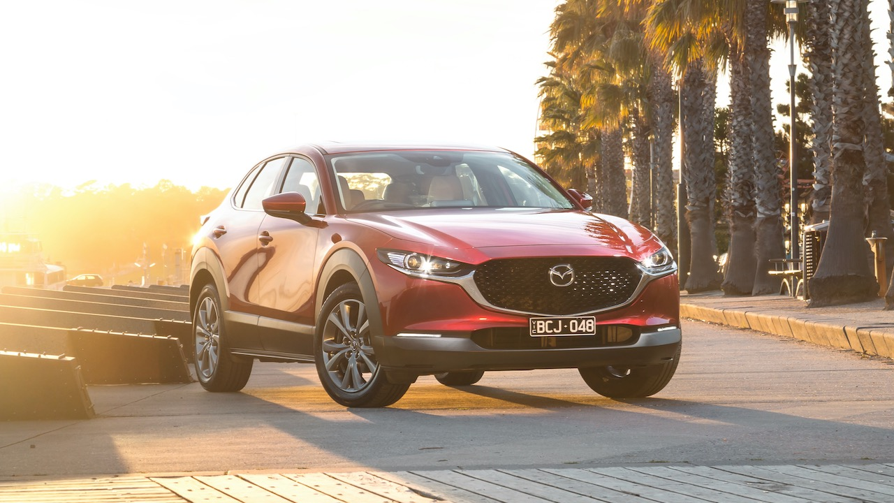 Mazda CX-30 review 2020 styling