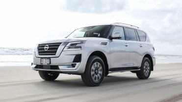 Nissan Patrol review 2020 facelift