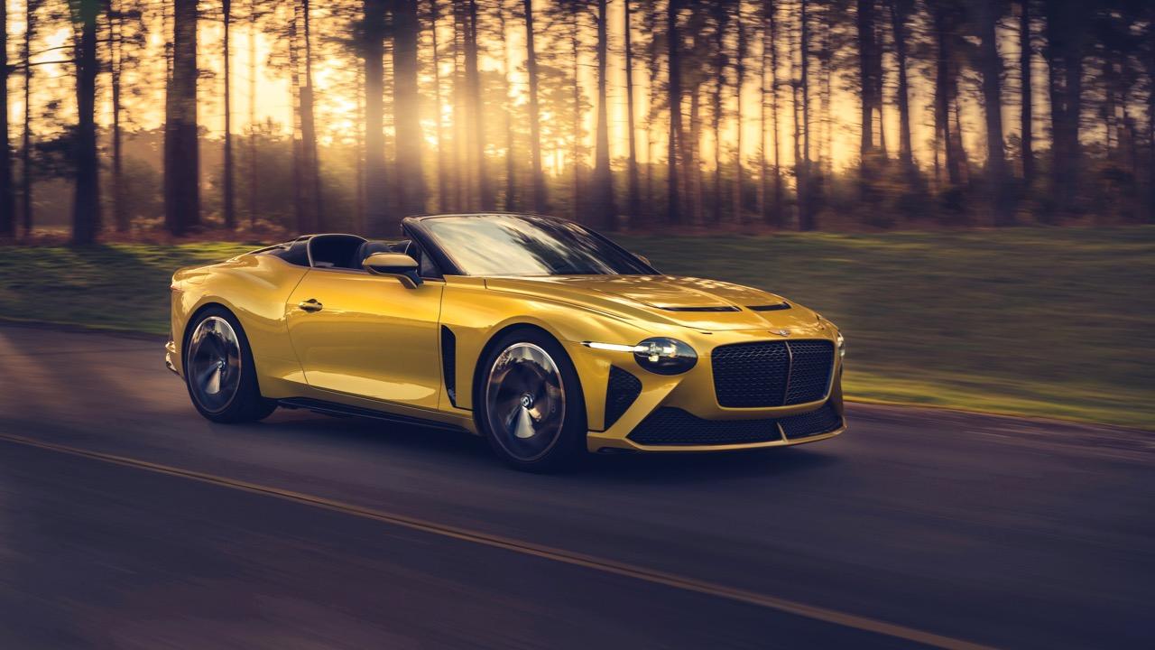 2020 Bentley Bacalar - 1