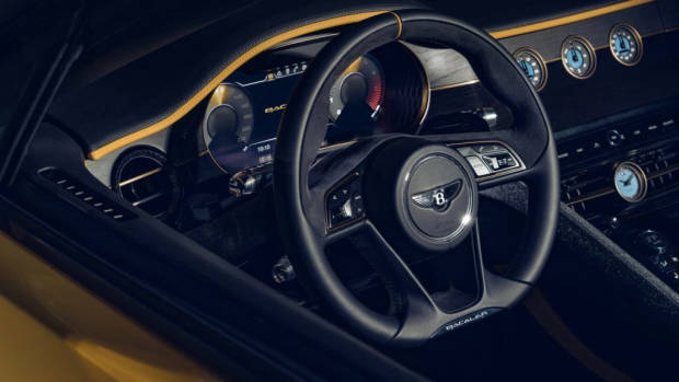 2020 Bentley Bacalar - 5