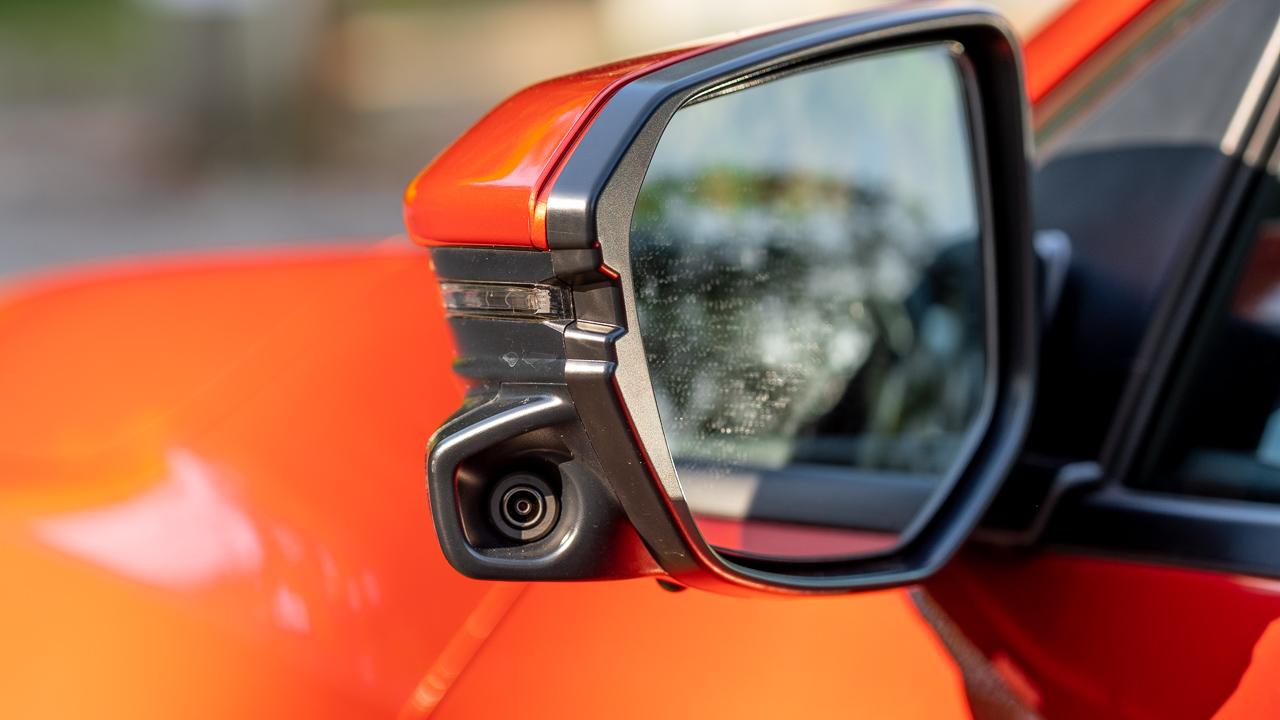 2020 Honda Civic sedan lanewatch
