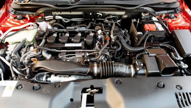 2020 Honda Civic sedan turbo engine