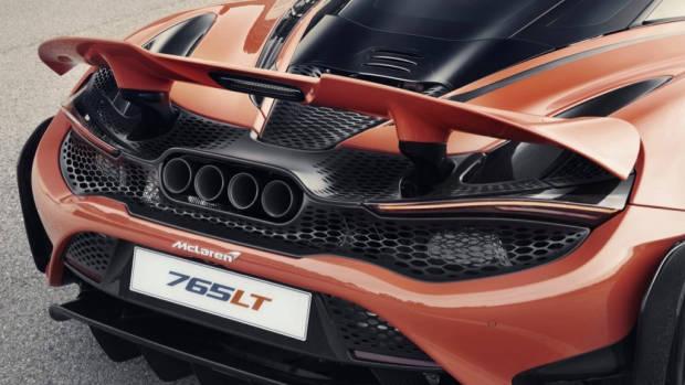 2020 McLaren 765LT - 2