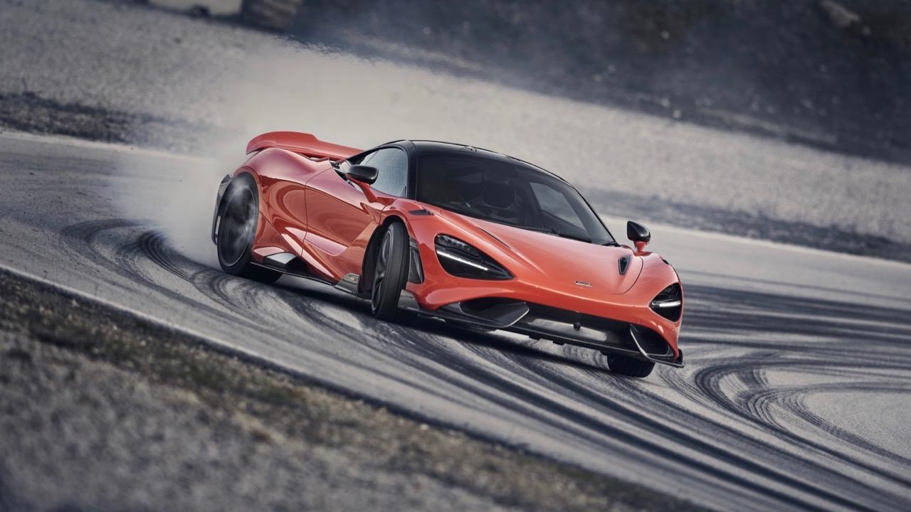 2020 McLaren 765LT - 5