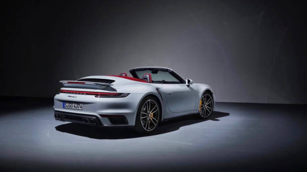 2020 Porsche 911 Turbo S - 1