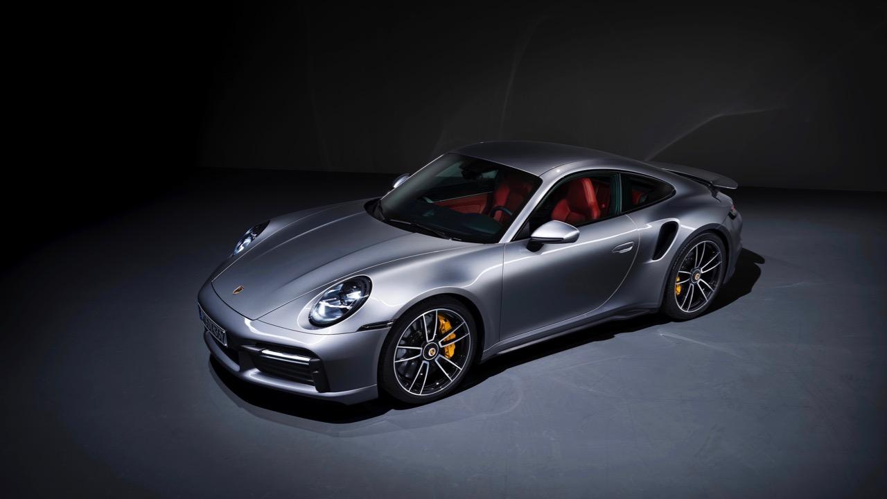 2020 Porsche 911 Turbo S - 2