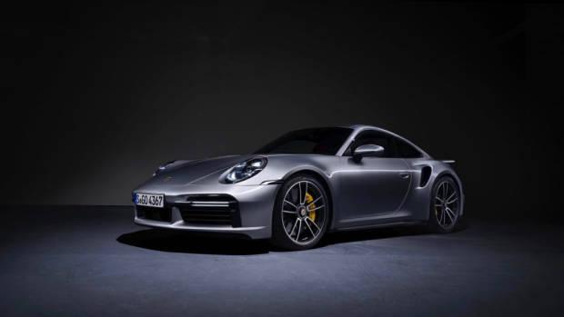 2020 Porsche 911 Turbo S - 3