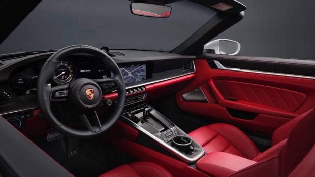 2020 Porsche 911 Turbo S - 7 - 1