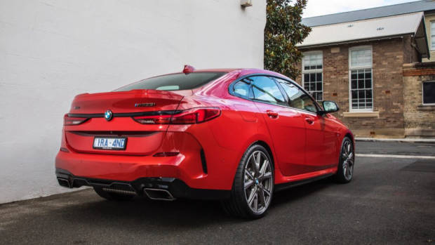 BMW M235i Gran Coupe 2020 design