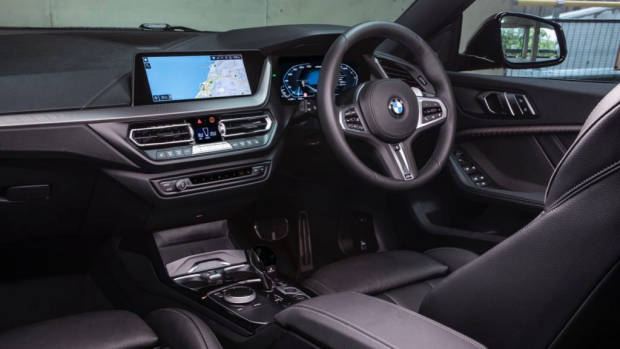 BMW M235i Gran Coupe 2020 interior
