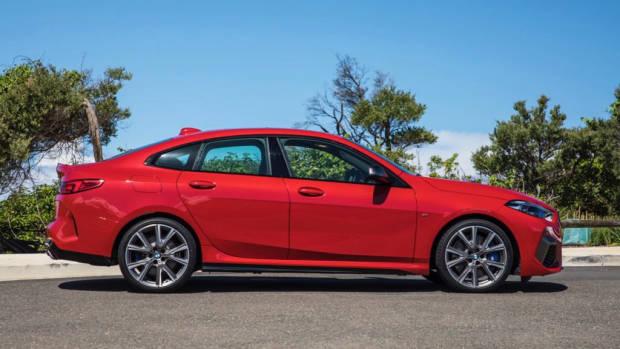 BMW M235i Gran Coupe 2020 profile