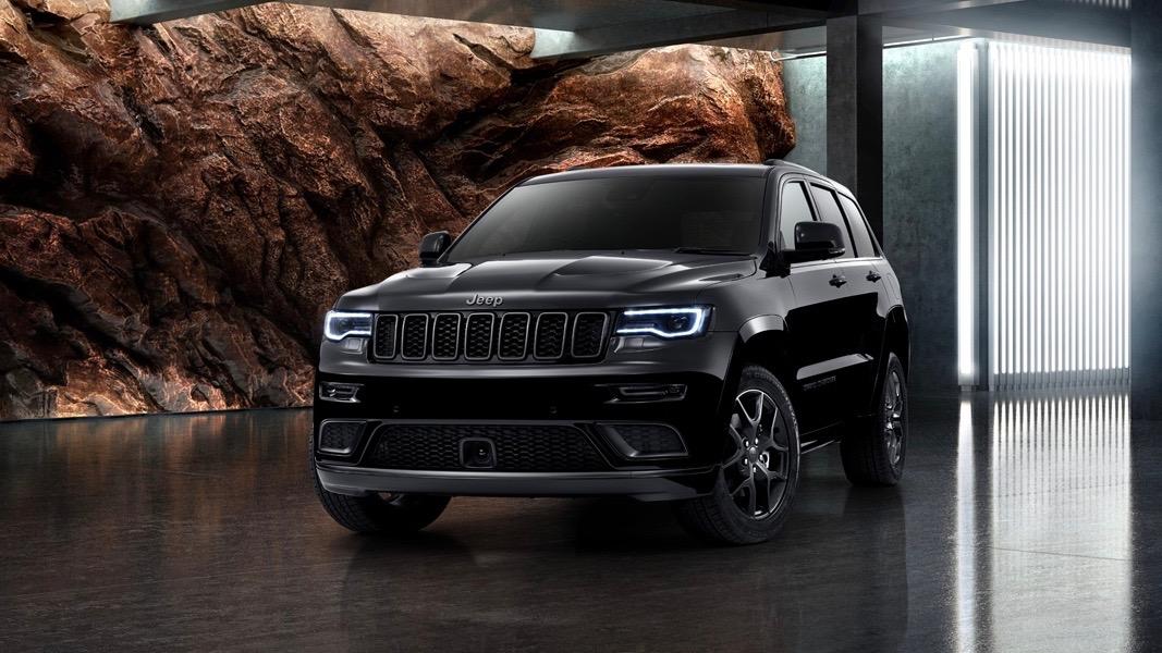 2020 Jeep Grand Cherokee - 1