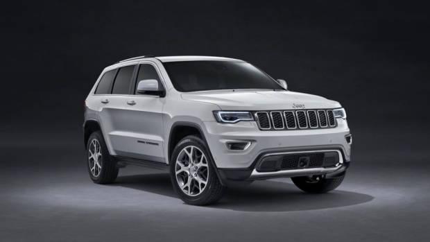 2020 Jeep Grand Cherokee - 2