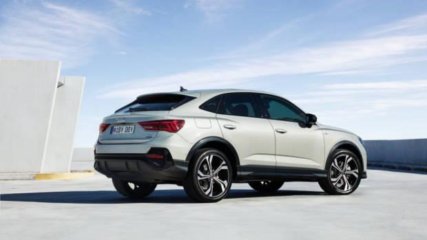 Audi Q3 Sportback review practicality