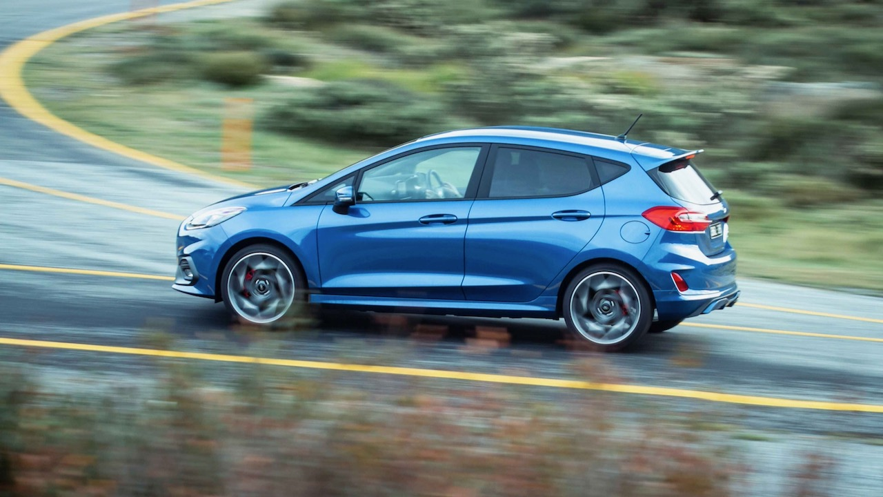 Ford Fiesta 2020 review cornering