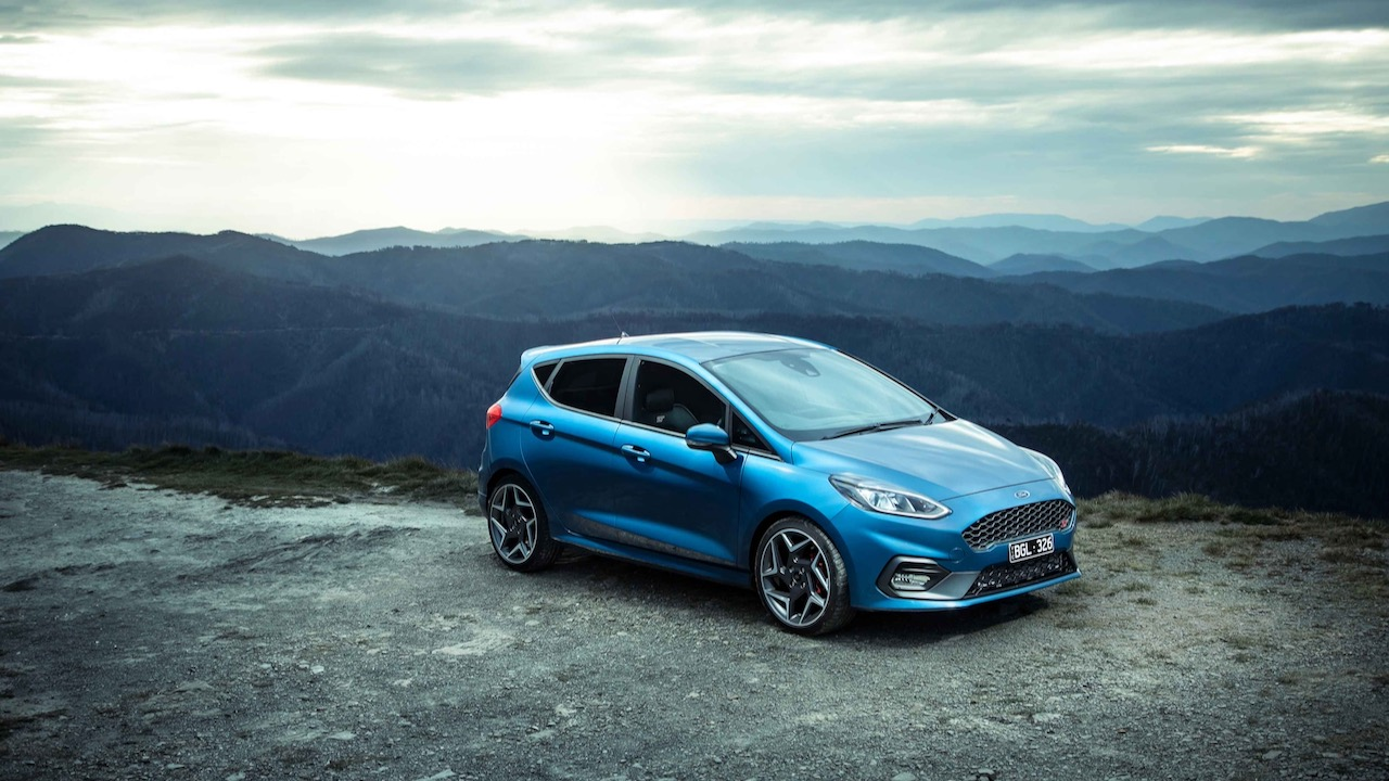Ford Fiesta 2020 review design