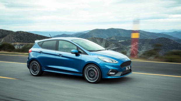 Ford Fiesta 2020 review driving