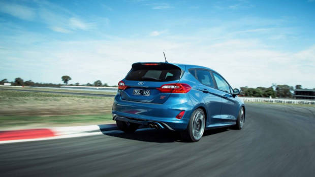 Ford Fiesta 2020 review handling