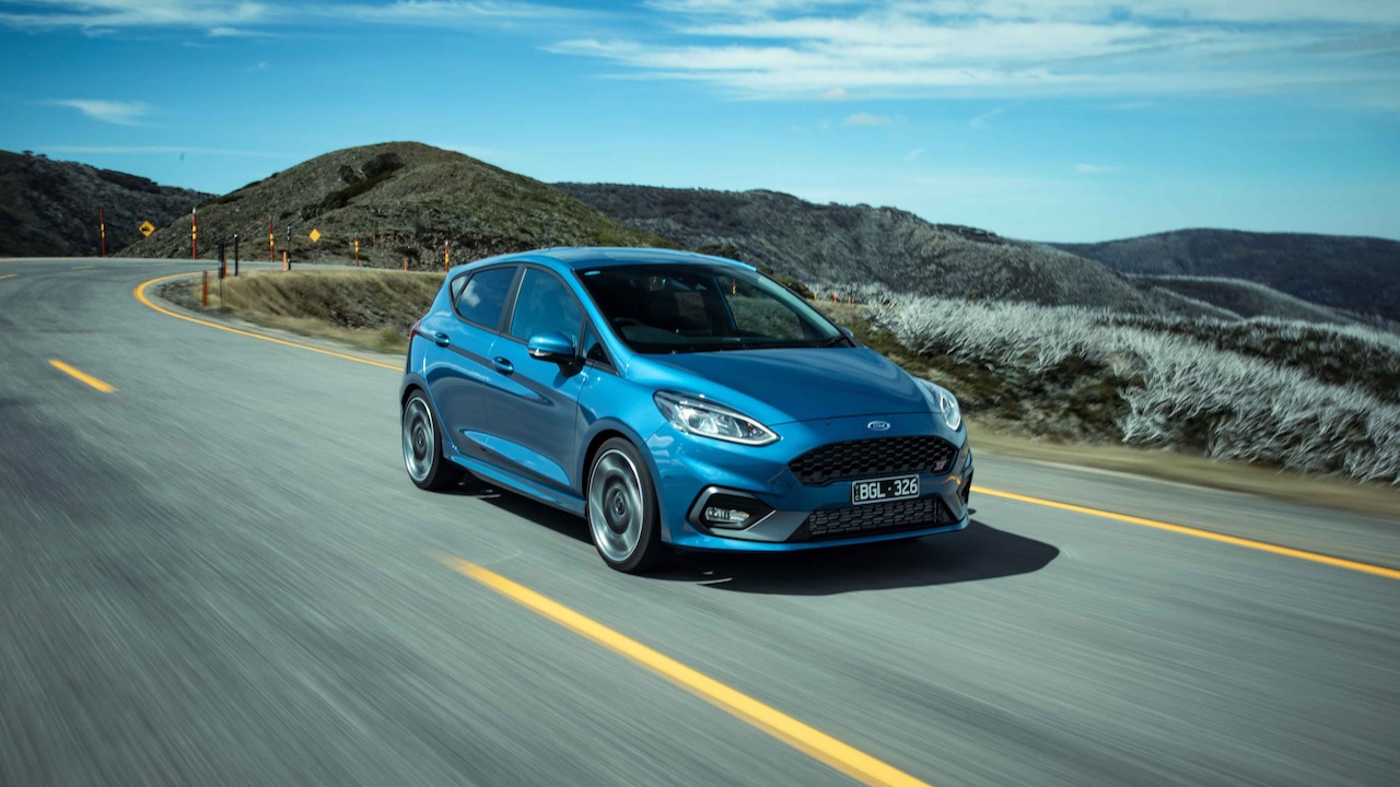 Ford Fiesta 2020 review ride