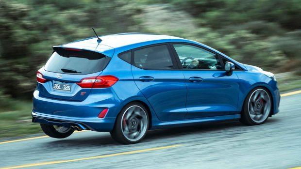 Ford Fiesta 2020 review tripod