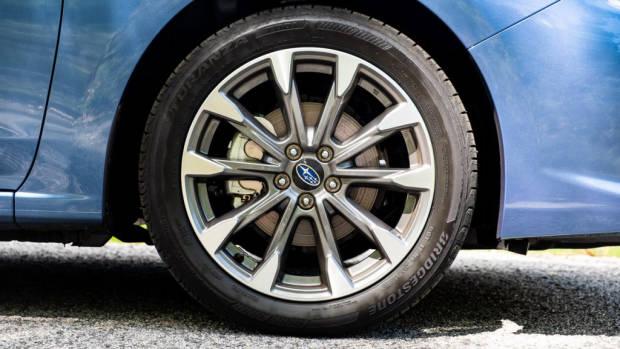 Subaru Impreza hatch 2020 alloy