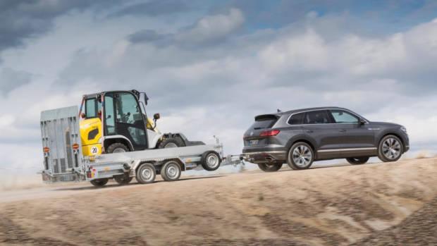 2020 VW Touareg V8 TDI