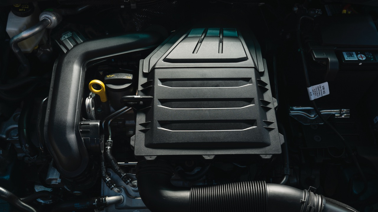 Volkswagen T-Cross 85TSI engine