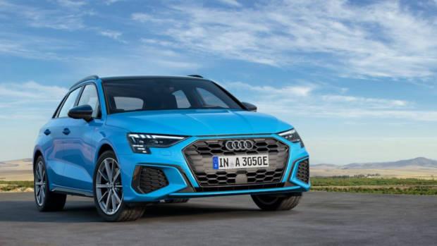 2021 Audi A3 Sportback adds PHEV powertrain with 78km of ...