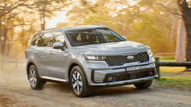 2021 Kia Sorento Australian price and specification ...