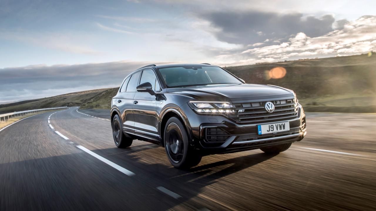 2021 Volkswagen Touareg Gets Wolfsburg Treatment Chasing Cars