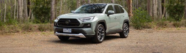 Toyota RAV4 Edge 2021 review header