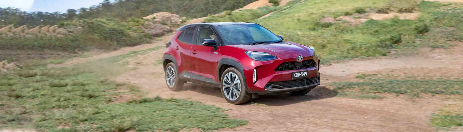 Toyota Yaris Cross 2021 review header 2