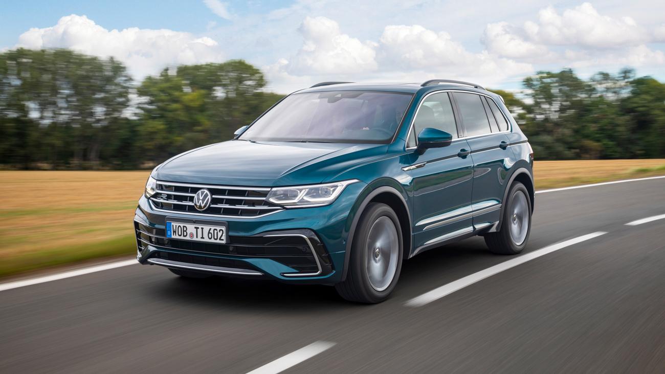 Volkswagen Tiguan 2021 facelift arriving in Australia in ...